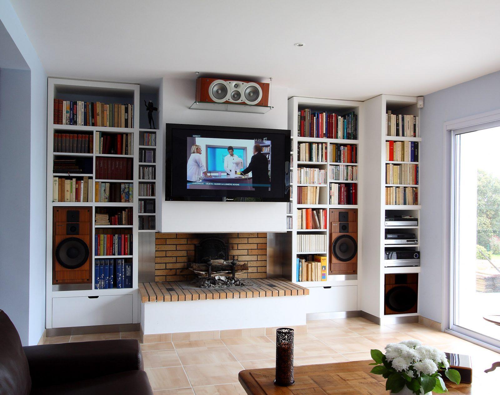 meubles hifi vid o. Black Bedroom Furniture Sets. Home Design Ideas